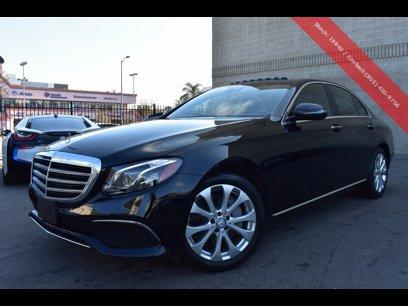 Used 2017 Mercedes-Benz E 300 - 536430601