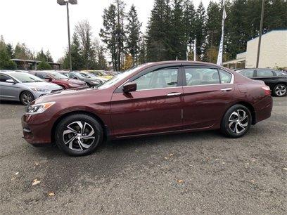 Used 2016 Honda Accord LX Sedan - 568406997