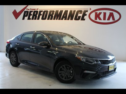 New 2020 Kia Optima LX - 526364406