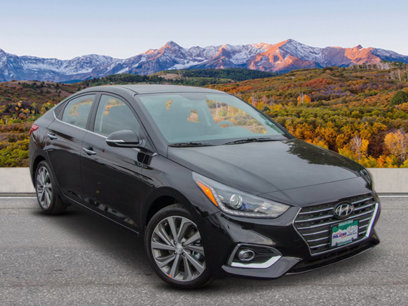 New 2019 Hyundai Accent Limited - 496668704