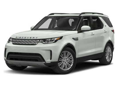 New 2020 Land Rover Discovery HSE - 534342602