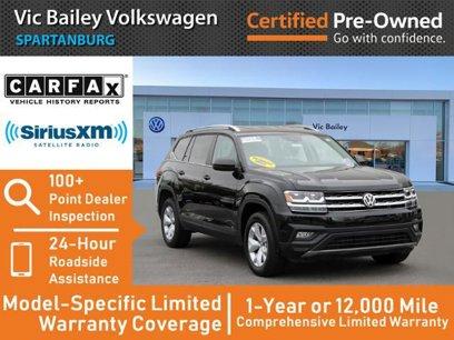 Certified 2019 Volkswagen Atlas 4Motion SE V6 w/ Technology - 547706514