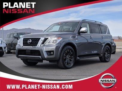 Certified 2020 Nissan Armada Platinum - 546716468