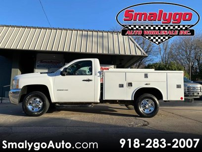 Used 2010 Chevrolet Silverado 2500 W/T - 568708861