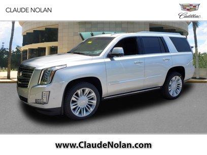 New 2019 Cadillac Escalade 4WD Platinum - 517204749