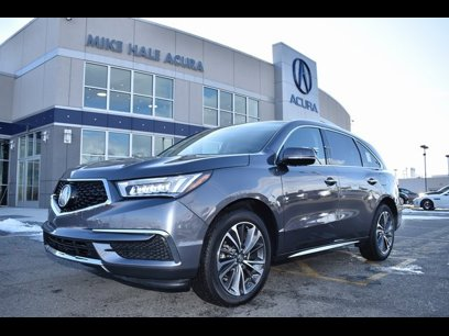 Certified 2020 Acura MDX SH-AWD w/ Technology Package - 538223782