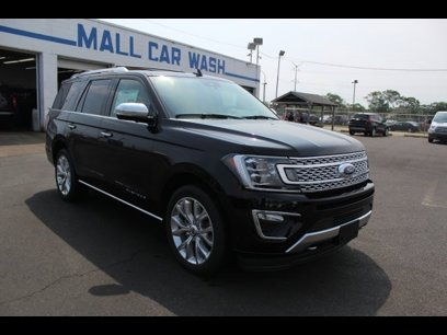 New 2019 Ford Expedition 4WD Platinum - 515545690