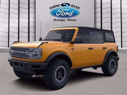 New 2021 Ford Bronco 4-Door - 594905774