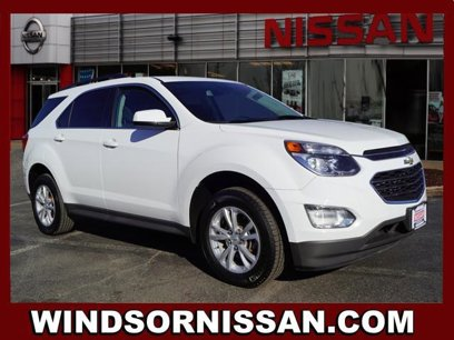 Used 2017 Chevrolet Equinox FWD LT w/ Convenience Package - 539577434