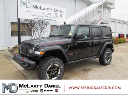 New 2020 Jeep Wrangler 4WD Unlimited Rubicon - 542778058