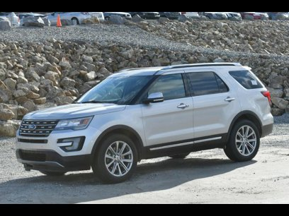 Used 2017 Ford Explorer 4WD Limited - 540082480
