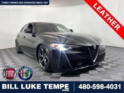 Used 2018 Alfa Romeo Giulia Ti - 546042101