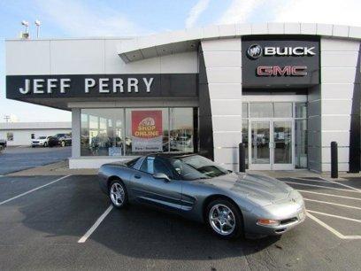 Used 2004 Chevrolet Corvette Coupe - 568879625