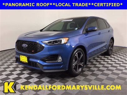 Certified 2019 Ford Edge AWD ST - 563435480