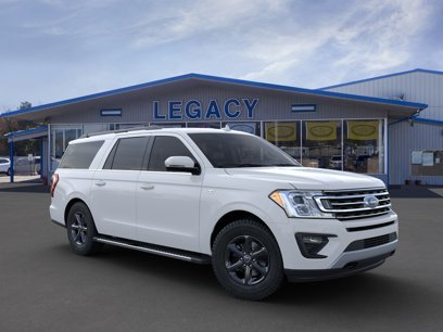 New 2020 Ford Expedition Max 4WD XLT - 540233778