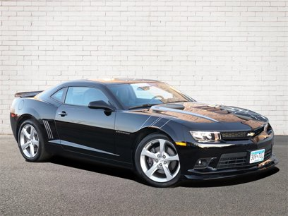 Certified 2015 Chevrolet Camaro SS Coupe - 546402417