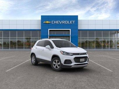 New 2020 Chevrolet Trax FWD LT w/ 1LT - 542140600