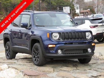 New 2020 Jeep Renegade Altitude - 541230506