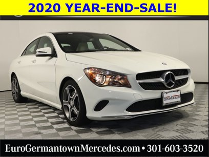 Used 2018 Mercedes-Benz CLA 250 4MATIC - 563227780