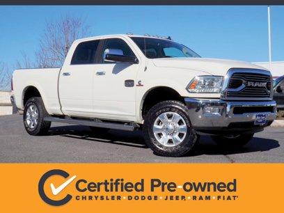 Certified 2017 RAM 3500 Laramie Longhorn - 535839451