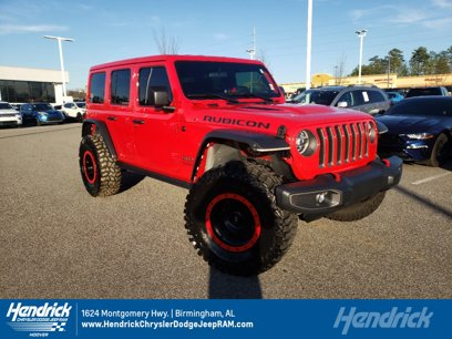 Used 2019 Jeep Wrangler 4WD Unlimited Rubicon - 540178118