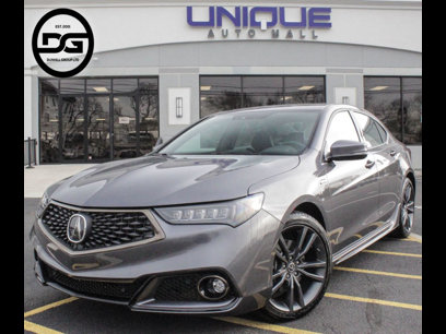 Used 2020 Acura TLX V6 w/ Technology & A-SPEC Pkg - 537487797
