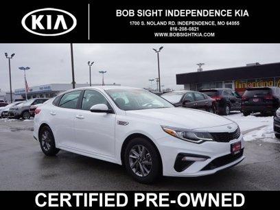 Certified 2019 Kia Optima LX - 541390854