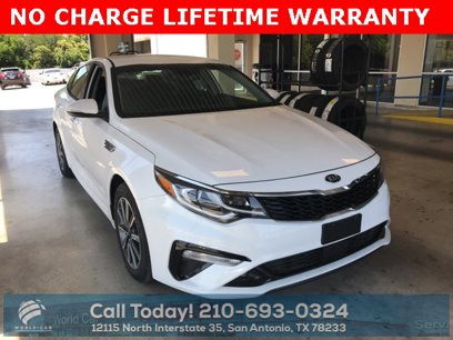 New 2019 Kia Optima EX - 507174972