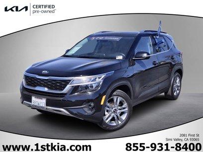 Certified 2021 Kia Seltos S - 608225174
