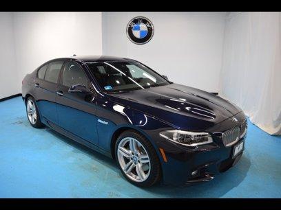 Certified 2016 BMW 550i xDrive Sedan - 539566807