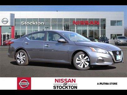 New 2020 Nissan Altima 2.0 Platinum - 530483367