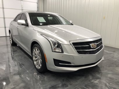 Used 2017 Cadillac ATS 2.0T Luxury AWD Sedan - 535786099