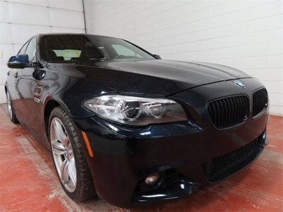 Certified 2016 BMW 535i xDrive Sedan - 543605413