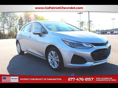 New 2019 Chevrolet Cruze LT Hatchback - 512409654