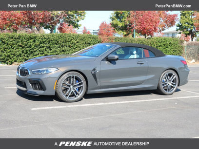 New 2020 BMW M8 Convertible - 532946384