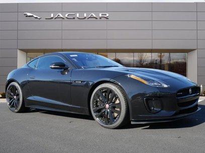 New 2020 Jaguar F-TYPE Coupe AWD - 534583543
