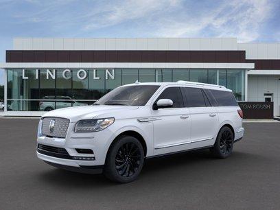 New 2020 Lincoln Navigator L 4WD Reserve - 544137210