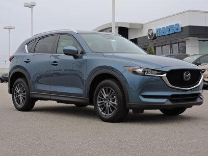New 2019 MAZDA CX-5 FWD Touring - 523634900