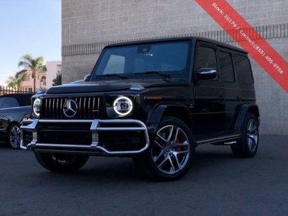 Used 2019 Mercedes-Benz G 63 AMG 4MATIC - 547439920