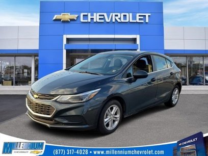 Certified 2018 Chevrolet Cruze LT Hatchback - 537703071
