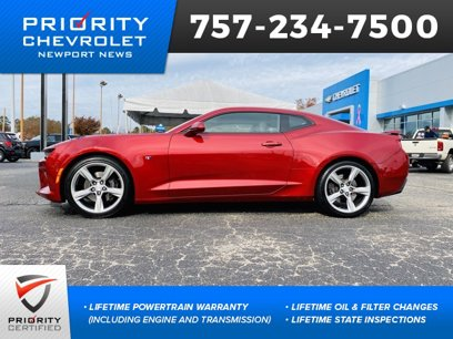 Used 2017 Chevrolet Camaro SS Coupe w/ 2SS - 569105487