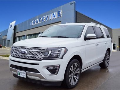 New 2020 Ford Expedition 2WD Platinum - 540798864
