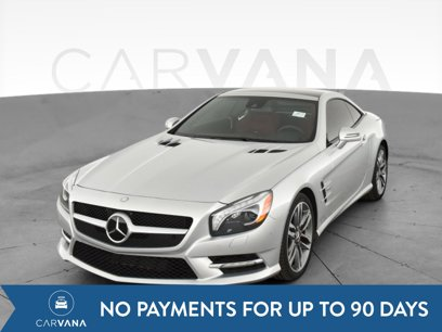 Used 2013 Mercedes-Benz SL 550 - 549203213
