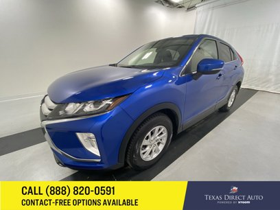 Used 2019 Mitsubishi Eclipse Cross FWD ES - 569292277