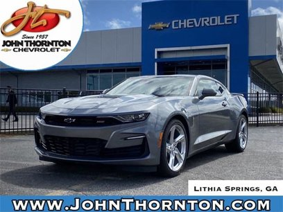 New 2020 Chevrolet Camaro SS Coupe w/ 2SS - 546978384