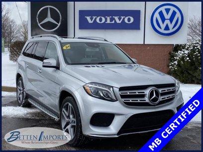 Certified 2017 Mercedes-Benz GLS 550 4MATIC - 540238388
