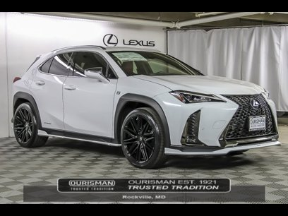 New 2020 Lexus UX 250h F Sport w/ Premium Package - 536959569