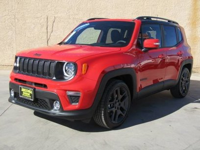 New 2020 Jeep Renegade FWD Latitude - 539268286