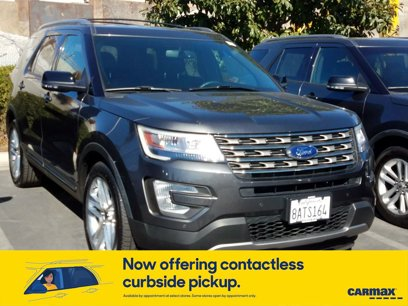 Used 2017 Ford Explorer FWD XLT - 568245230