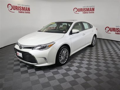 Used 2016 Toyota Avalon Limited - 540004620